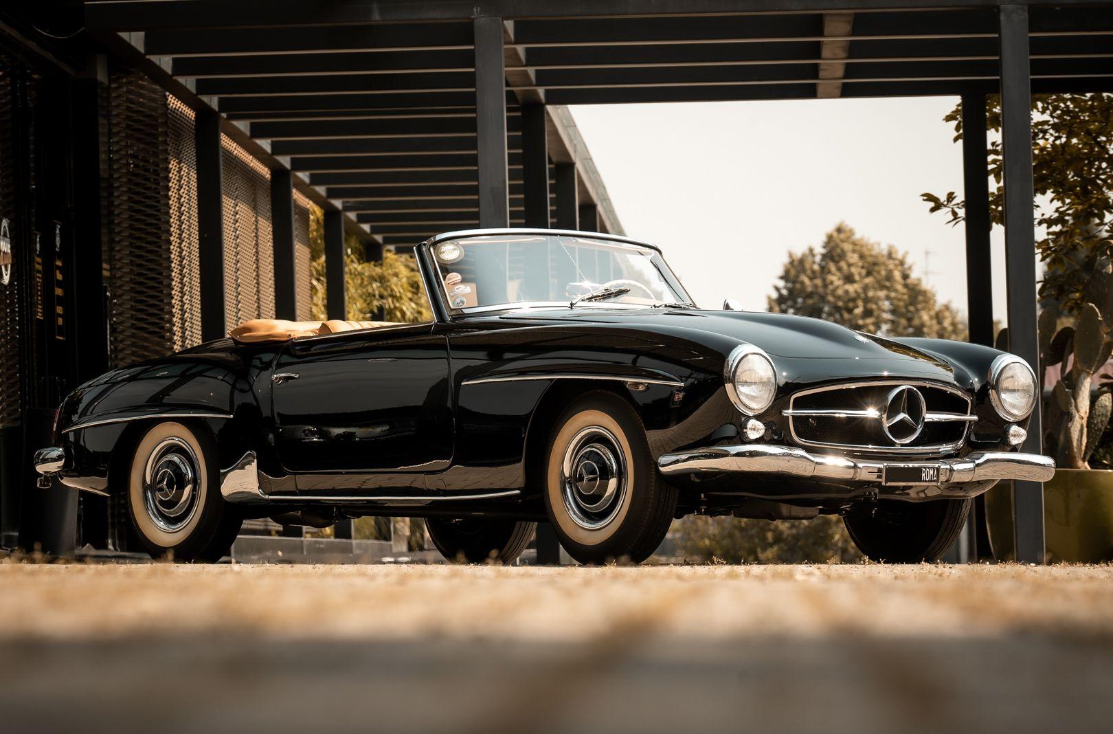 1961 Mercedes-Benz 190 SL 73838