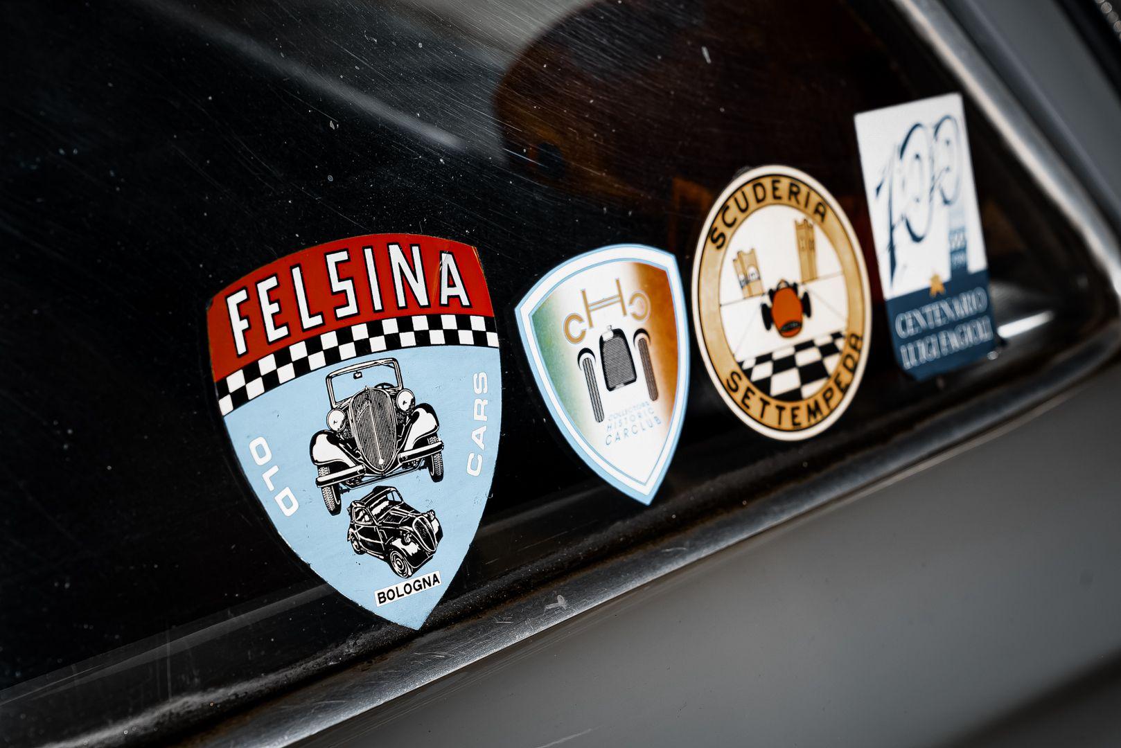 1954 Alfa Romeo 1900 C Super Sprint 73072