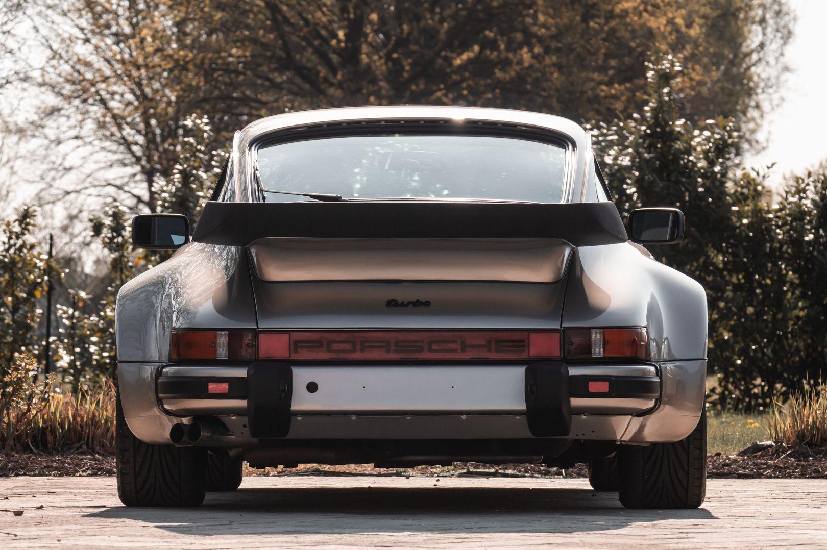 1985 Porsche 930 Turbo 66468