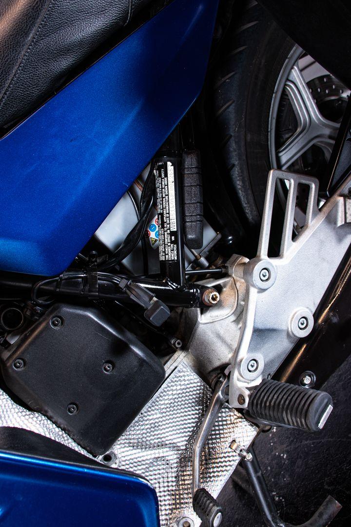 1989 BMW K 100 RT 64063