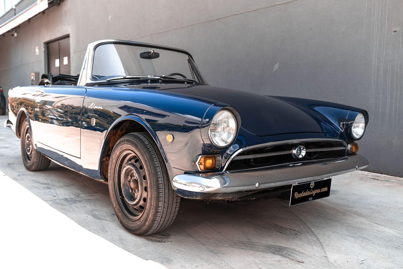 1967 Sunbeam Alpine 1725 72111