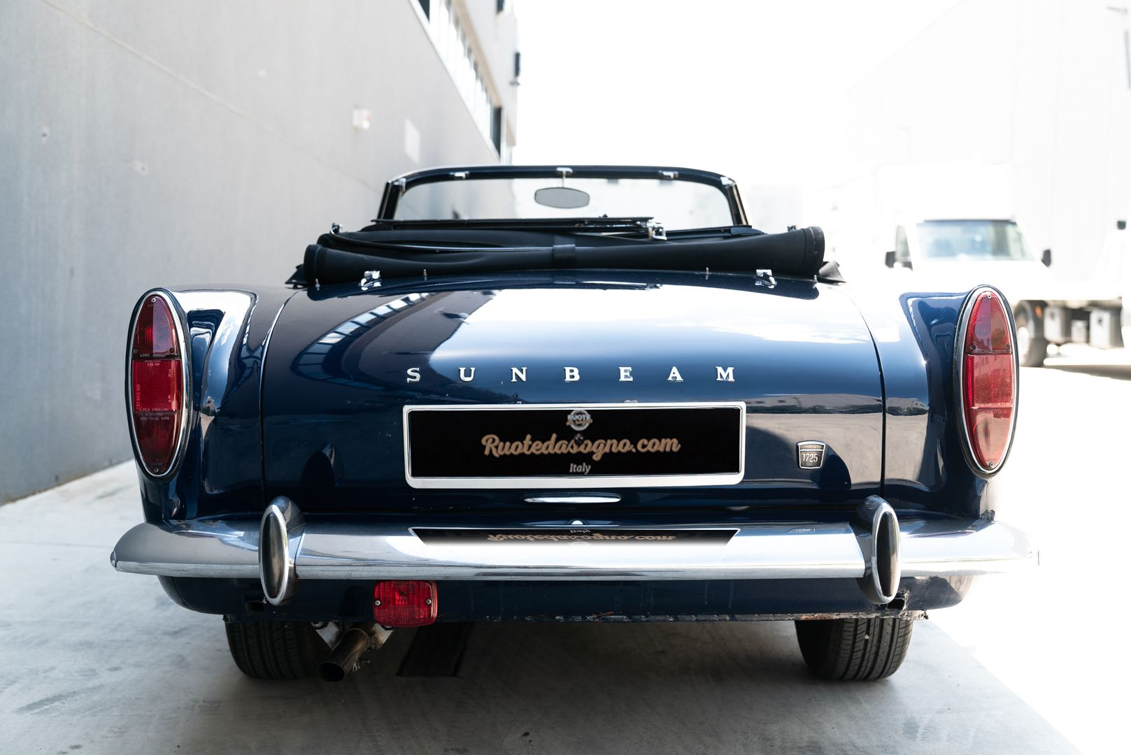 1967 Sunbeam Alpine 1725 72113