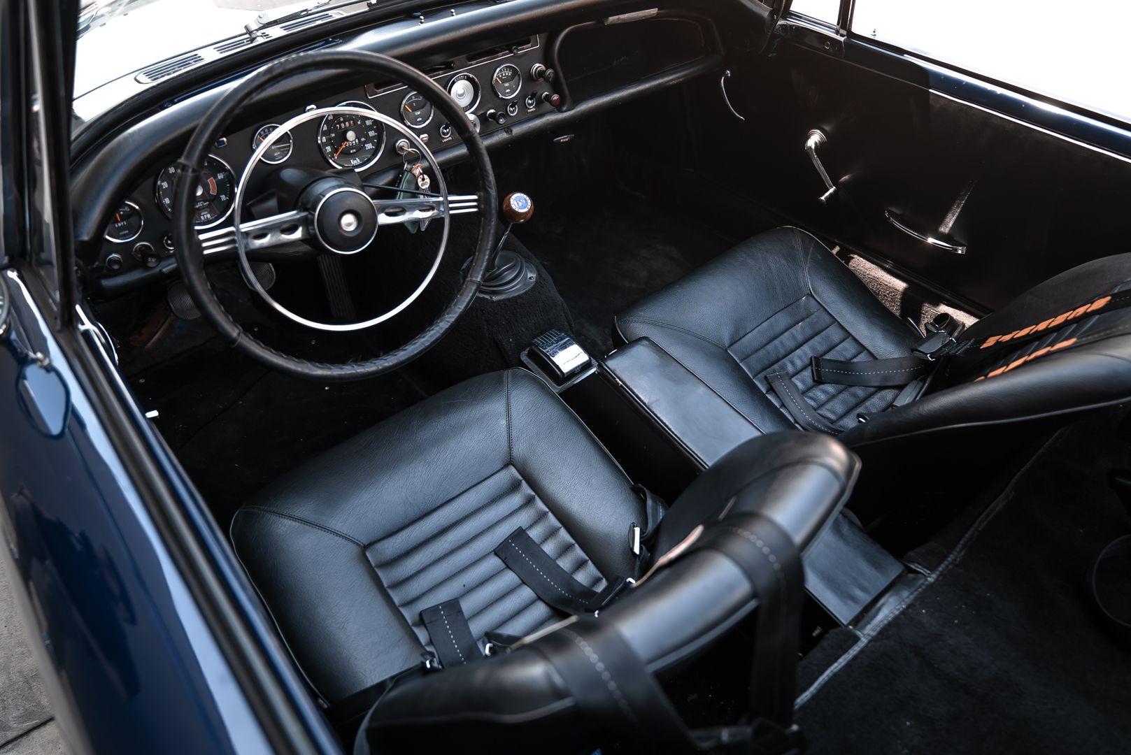 1967 Sunbeam Alpine 1725 72136