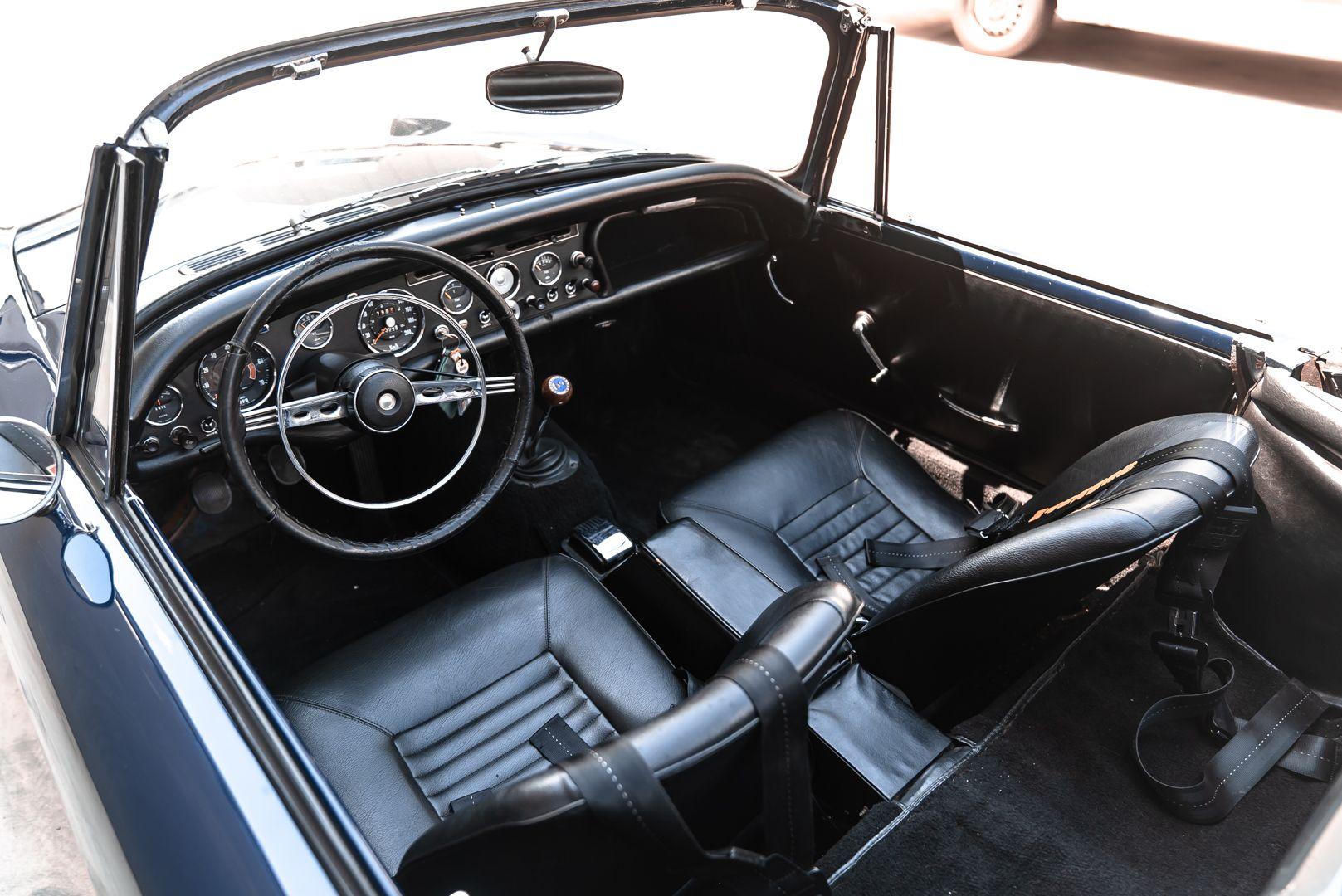 1967 Sunbeam Alpine 1725 72137