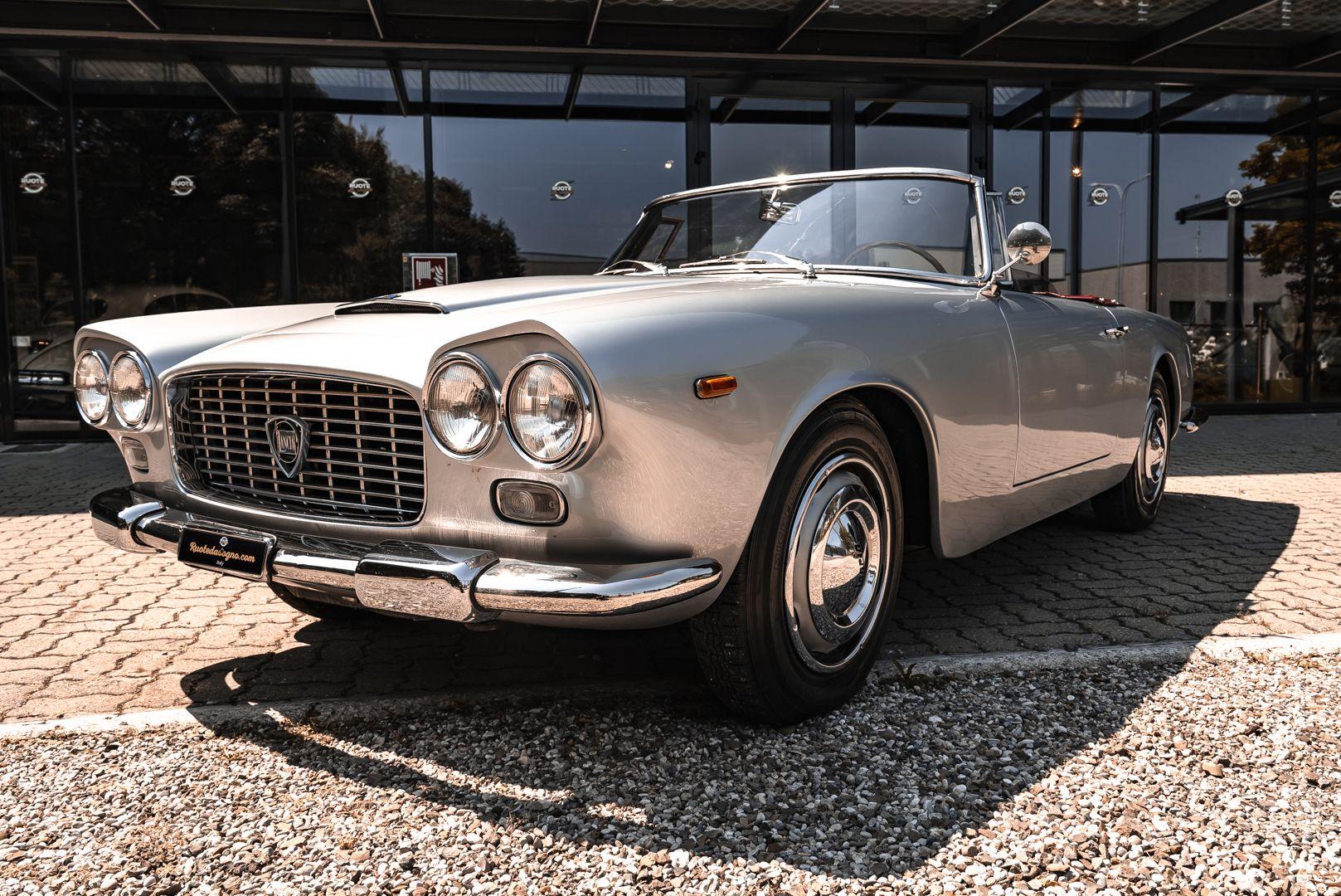 1963 Lancia Flaminia Touring Convertible 2500 3C  73144