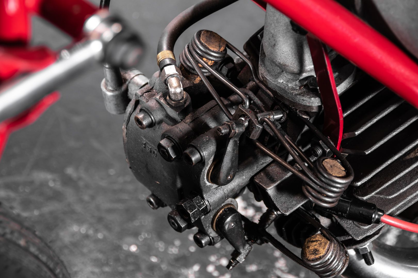 1938 Moto Guzzi 250 Compressore 77239