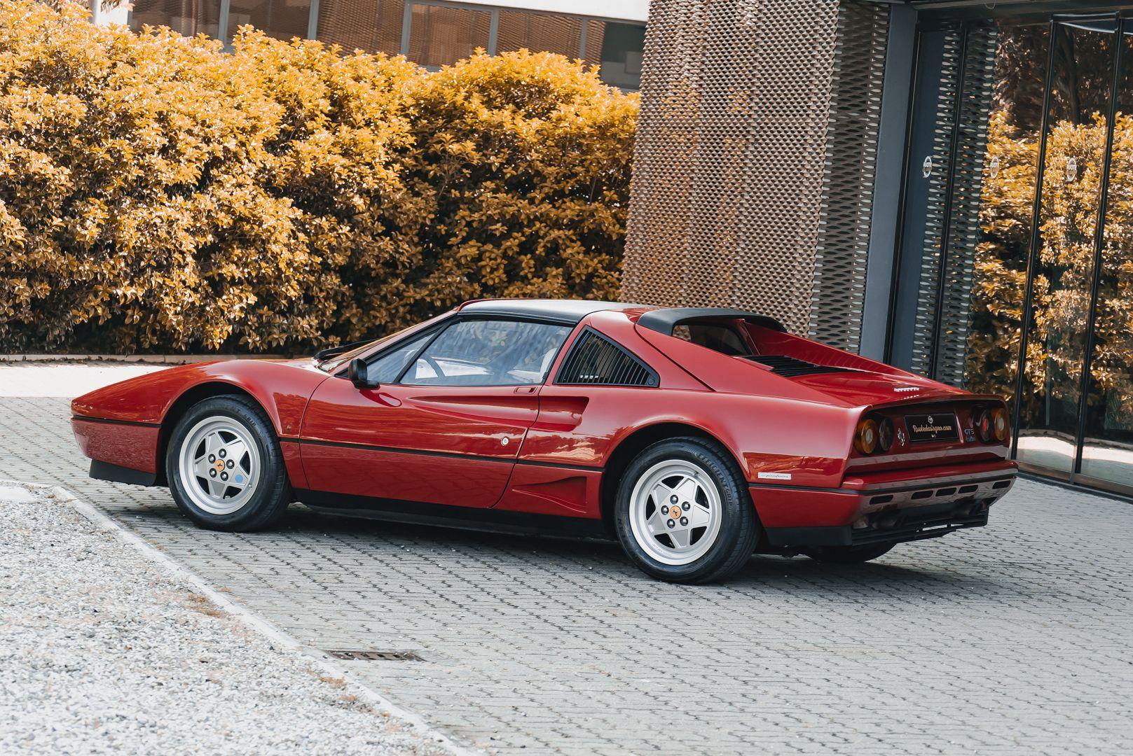 1988 FERRARI 208 GTS TURBO INTERCOOLER 75380
