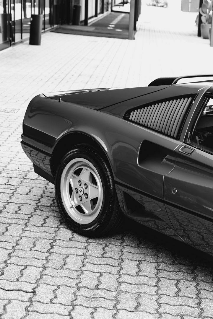 1988 FERRARI 208 GTS TURBO INTERCOOLER 75416