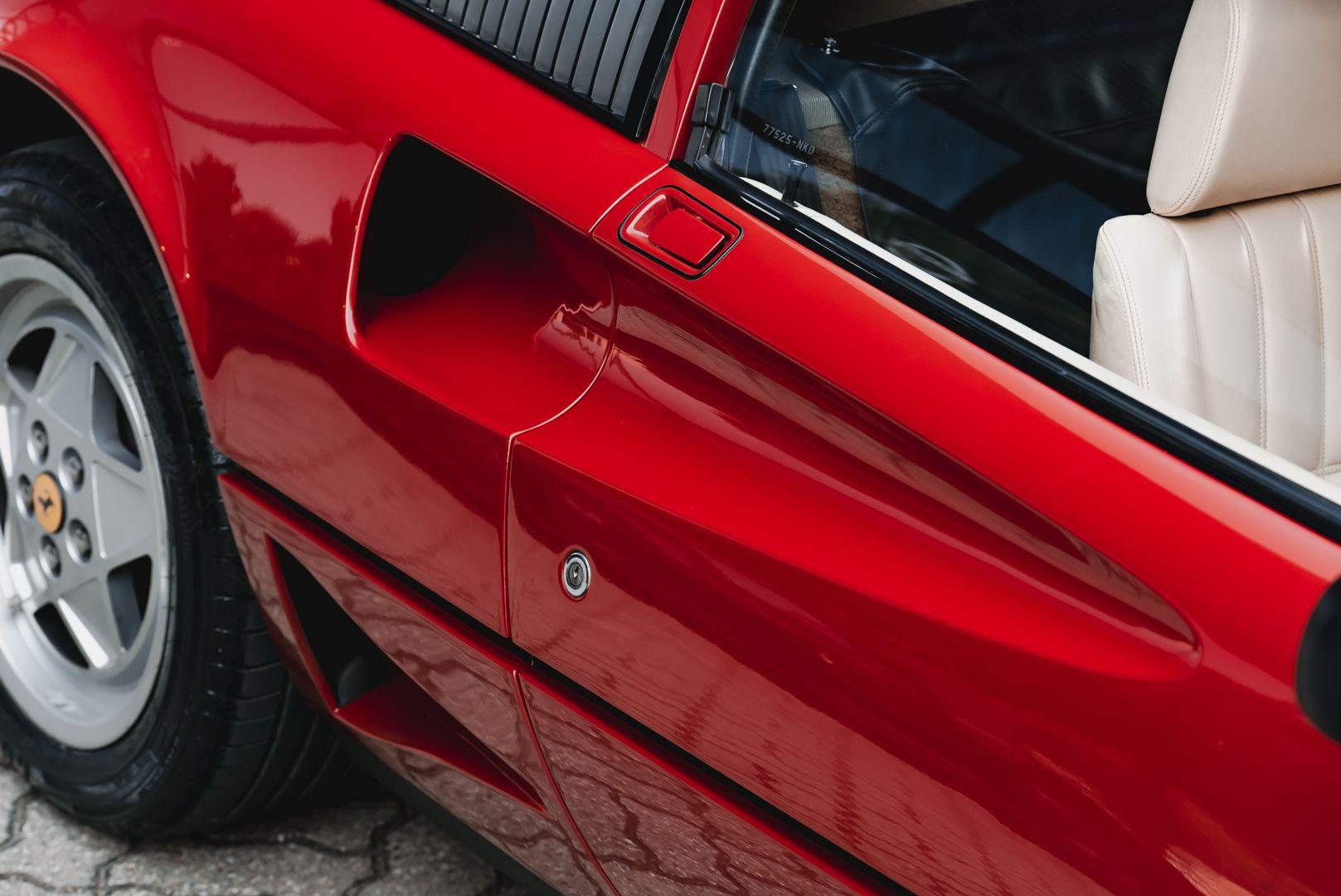 1988 FERRARI 208 GTS TURBO INTERCOOLER 75418