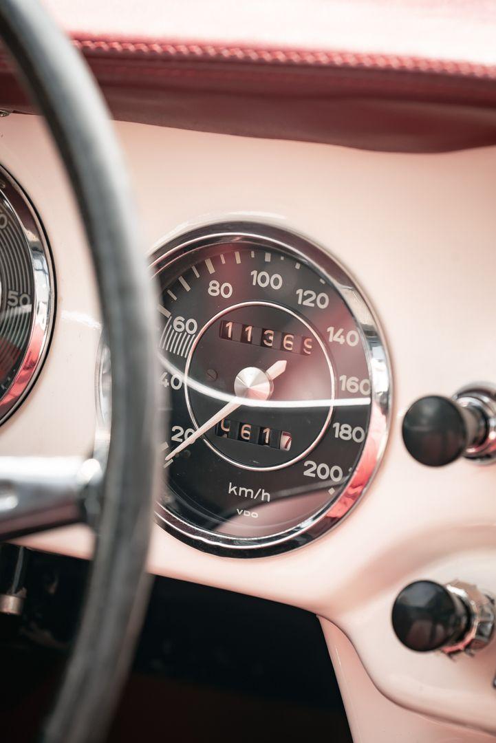1964 PORSCHE 356 C Cabriolet 1600 SC 75445