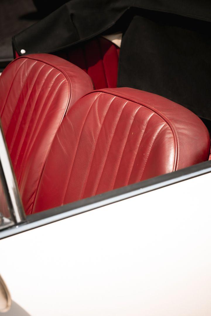 1964 PORSCHE 356 C Cabriolet 1600 SC 75442