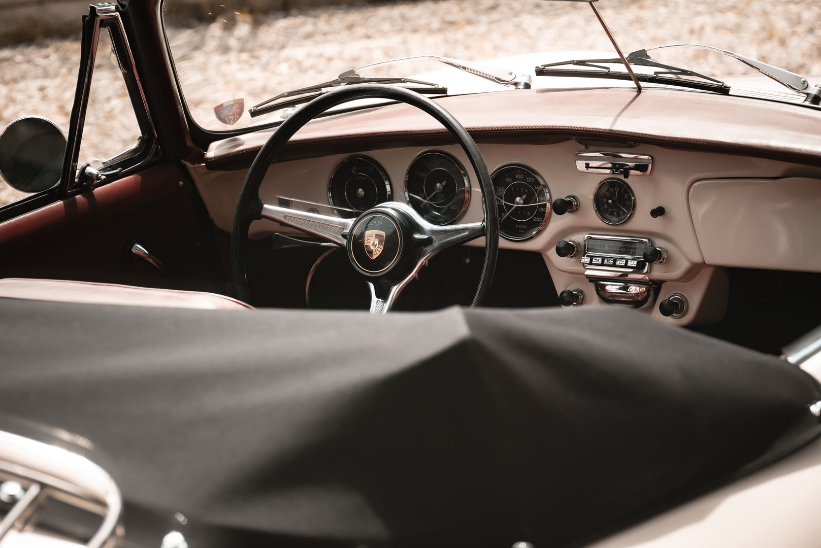 1964 PORSCHE 356 C Cabriolet 1600 SC 75448