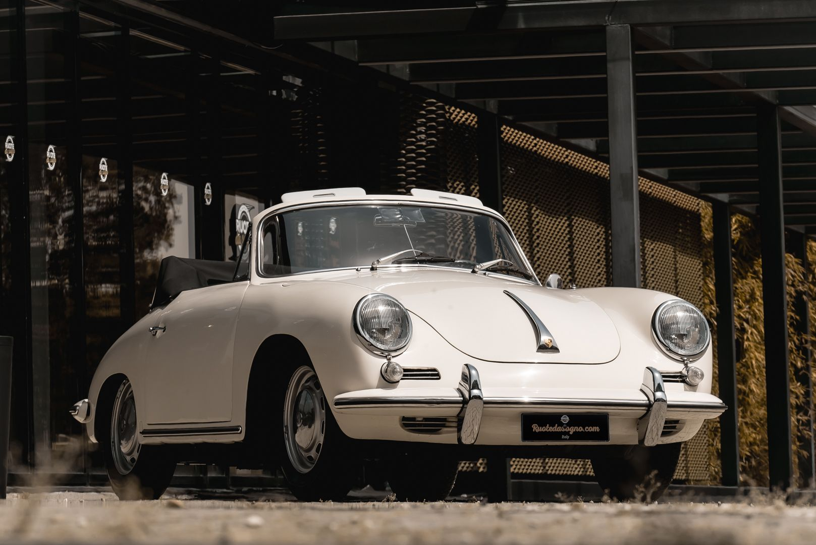1964 PORSCHE 356 C Cabriolet 1600 SC 75434
