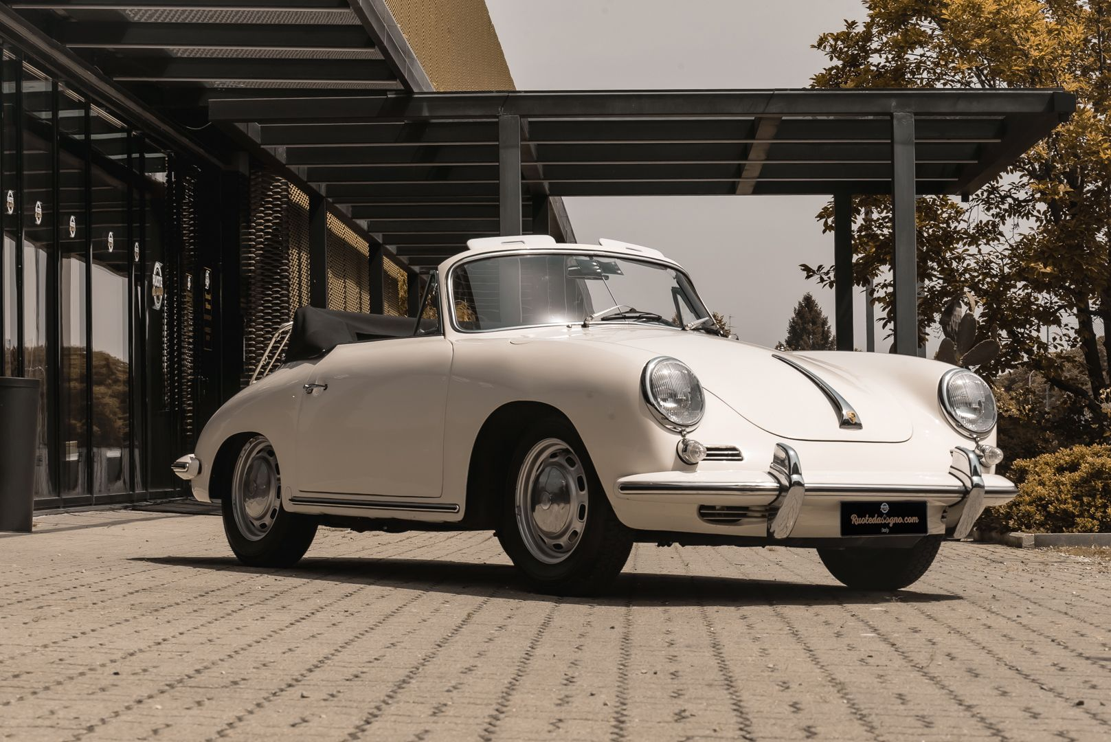 1964 PORSCHE 356 C Cabriolet 1600 SC 75439