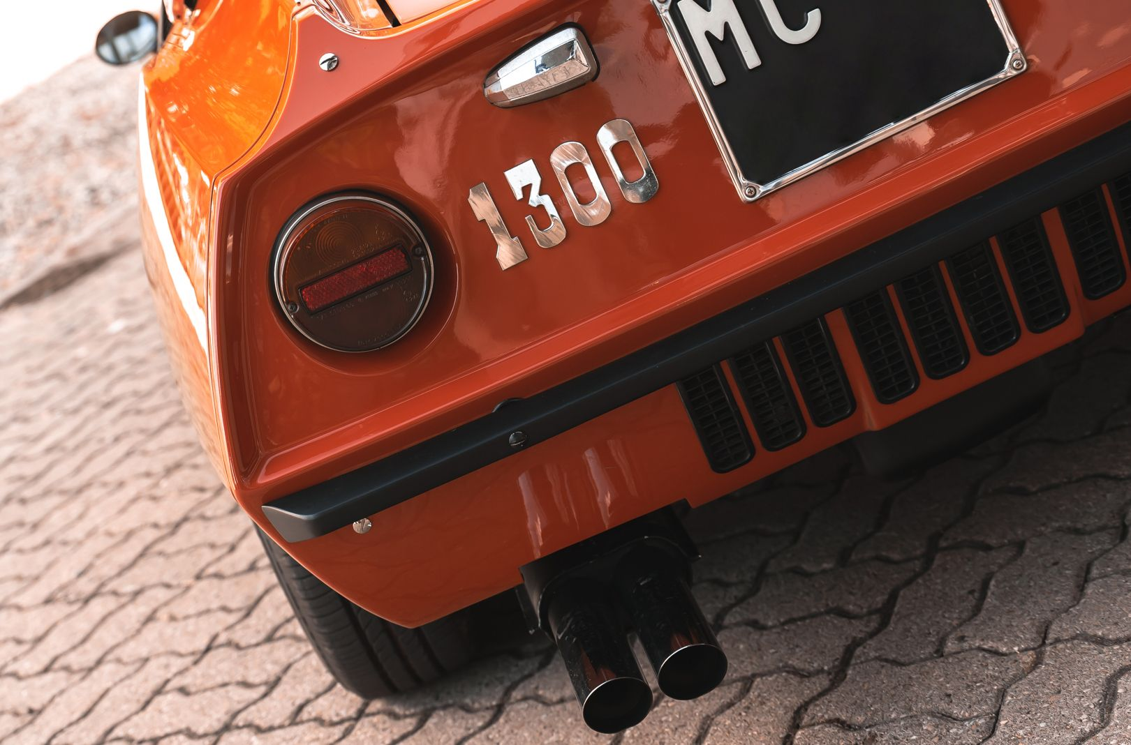 1970 Abarth Scorpione 1300 75756