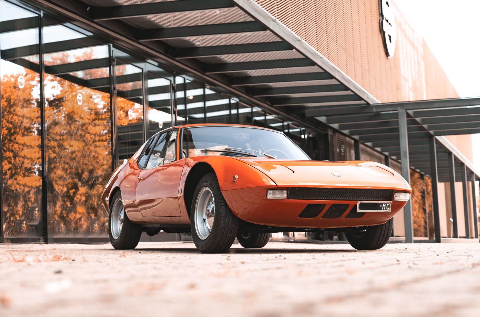 1970 Abarth Scorpione 1300 75741