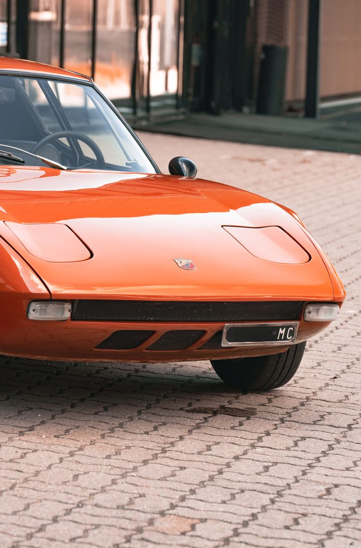1970 Abarth Scorpione 1300 75760