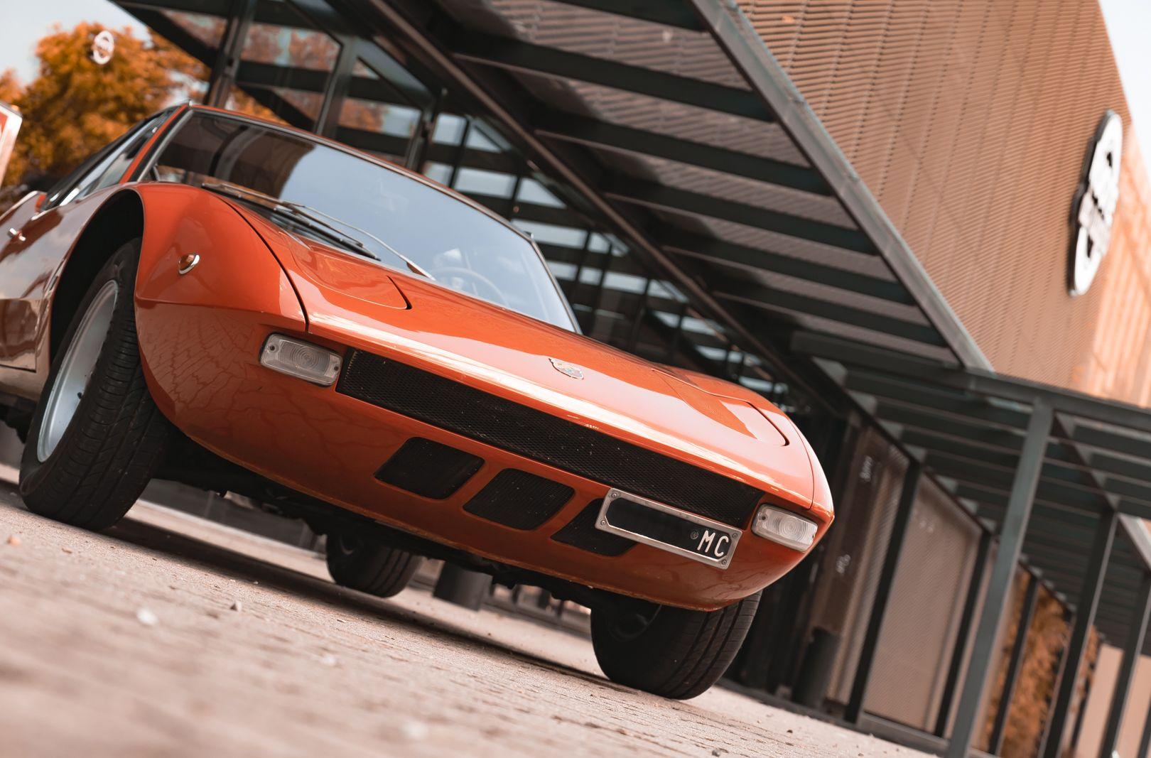 1970 Abarth Scorpione 1300 75747
