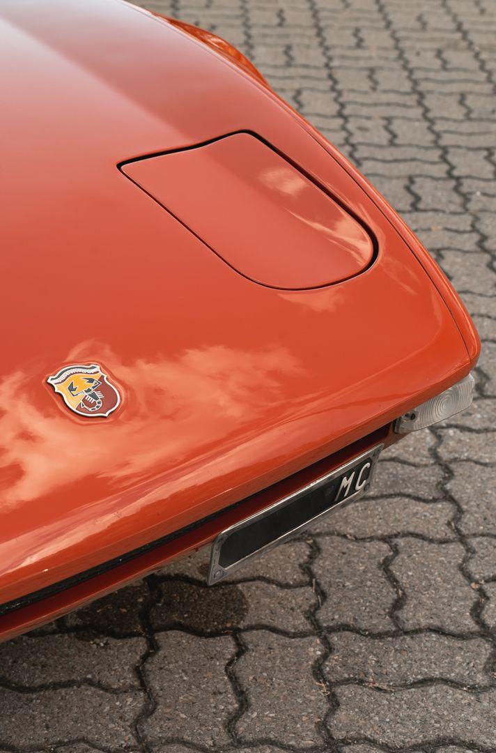 1970 Abarth Scorpione 1300 75758