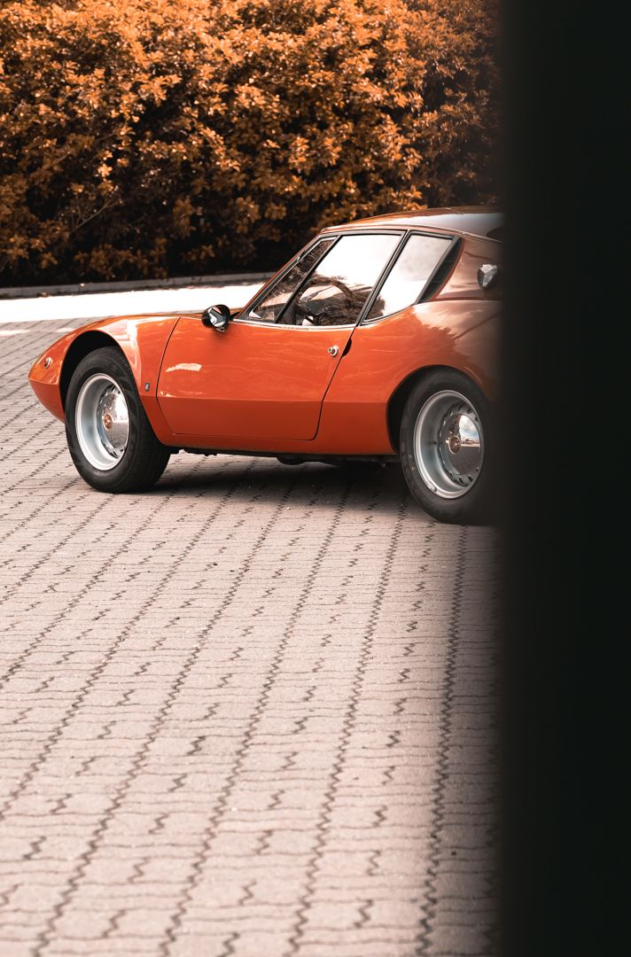 1970 Abarth Scorpione 1300 75763