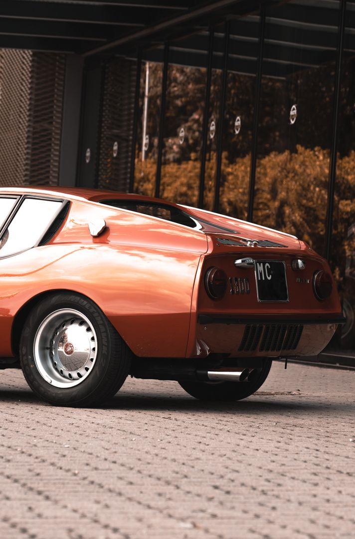 1970 Abarth Scorpione 1300 75754