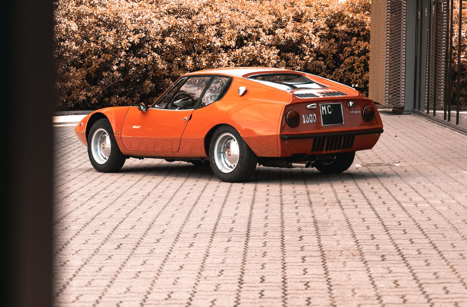 1970 Abarth Scorpione 1300 75749