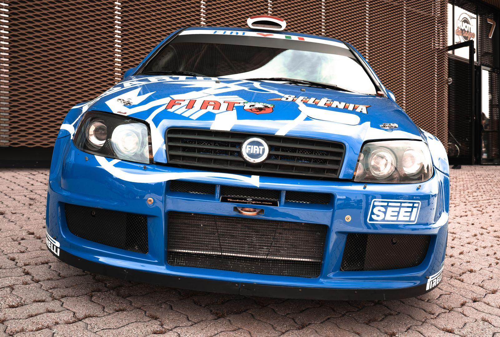2004 Fiat Punto S1600 Rally 76547