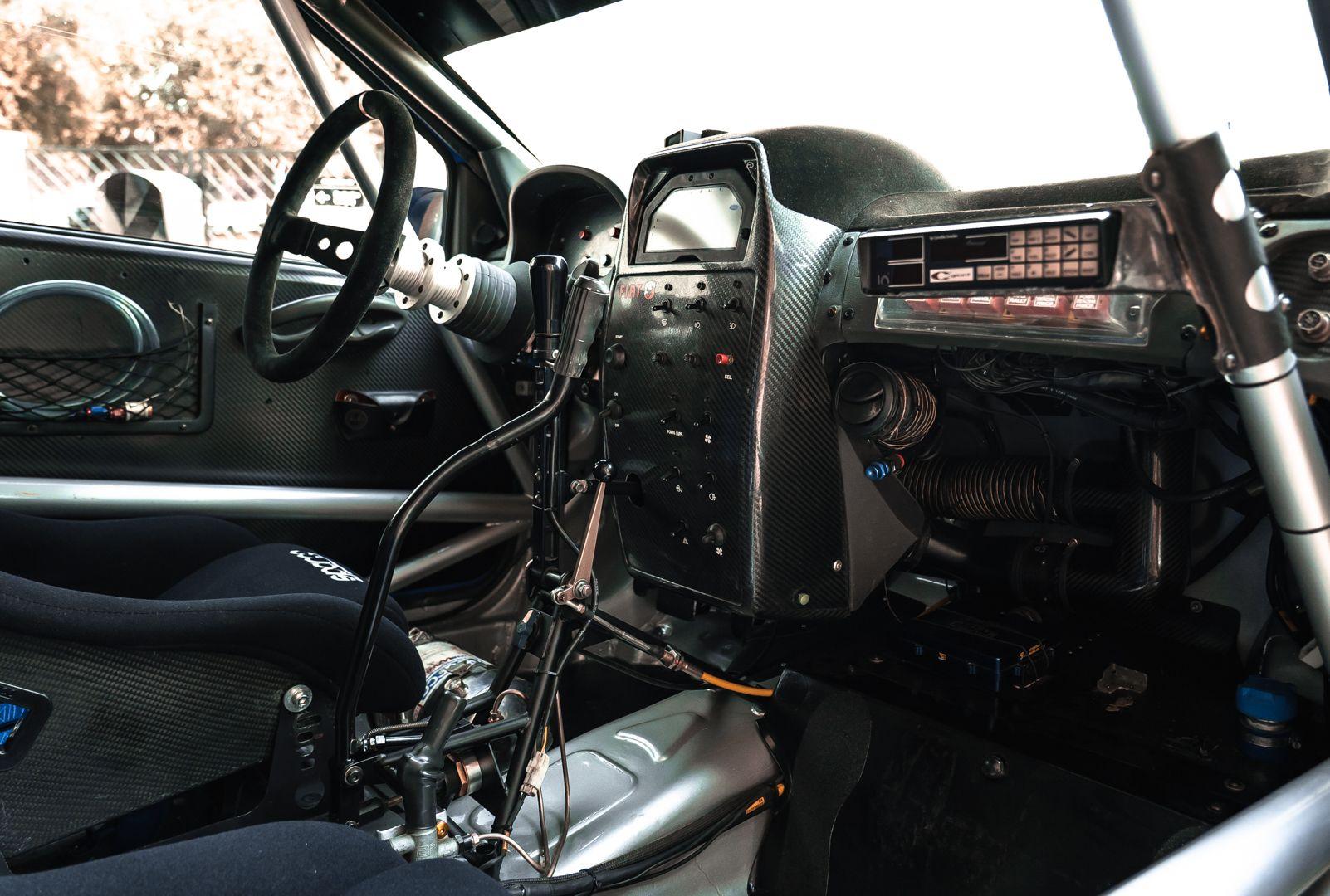 2004 Fiat Punto S1600 Rally 76569