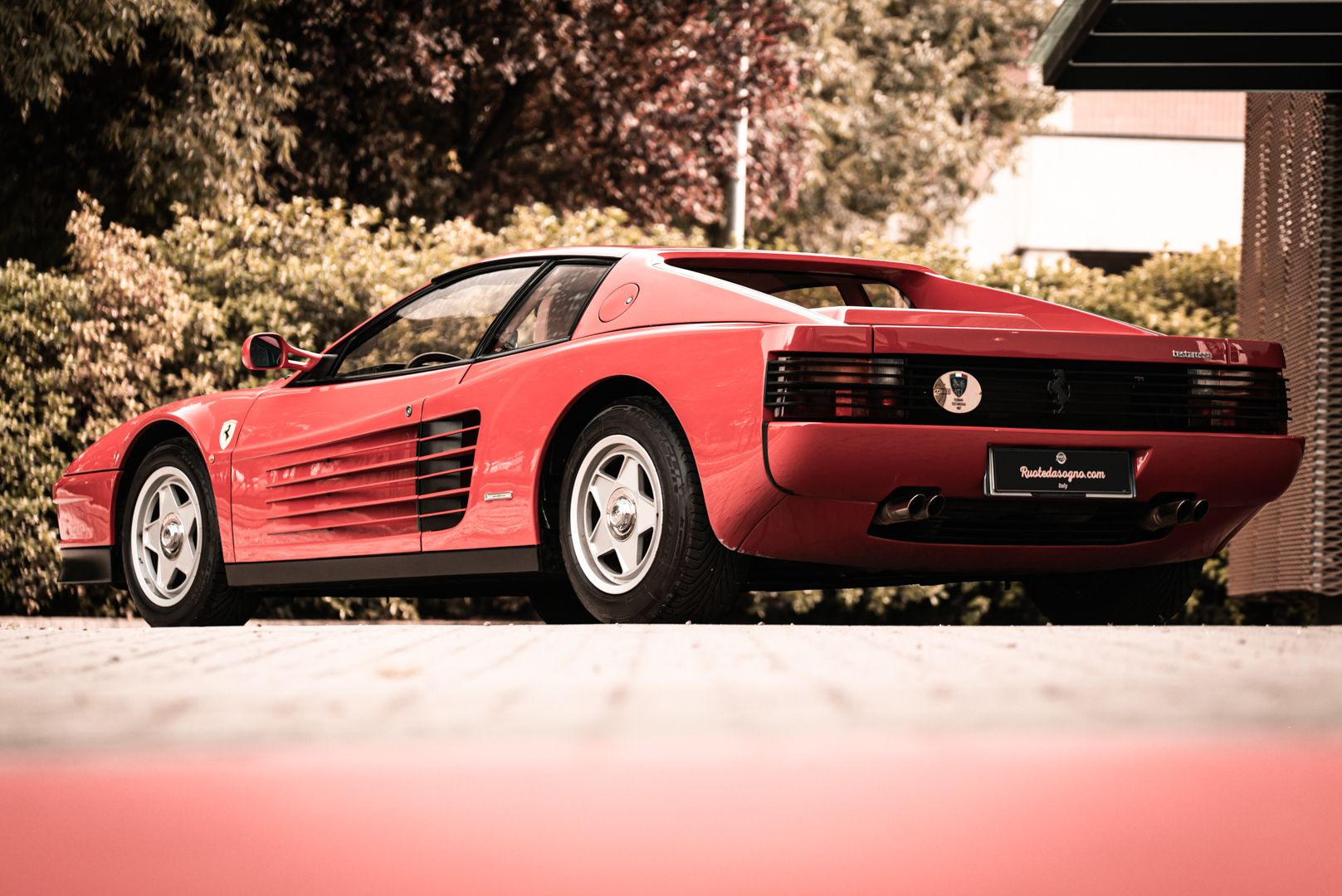 "1987 Ferrari Testarossa ""Monodado Bispecchio"" 76906"