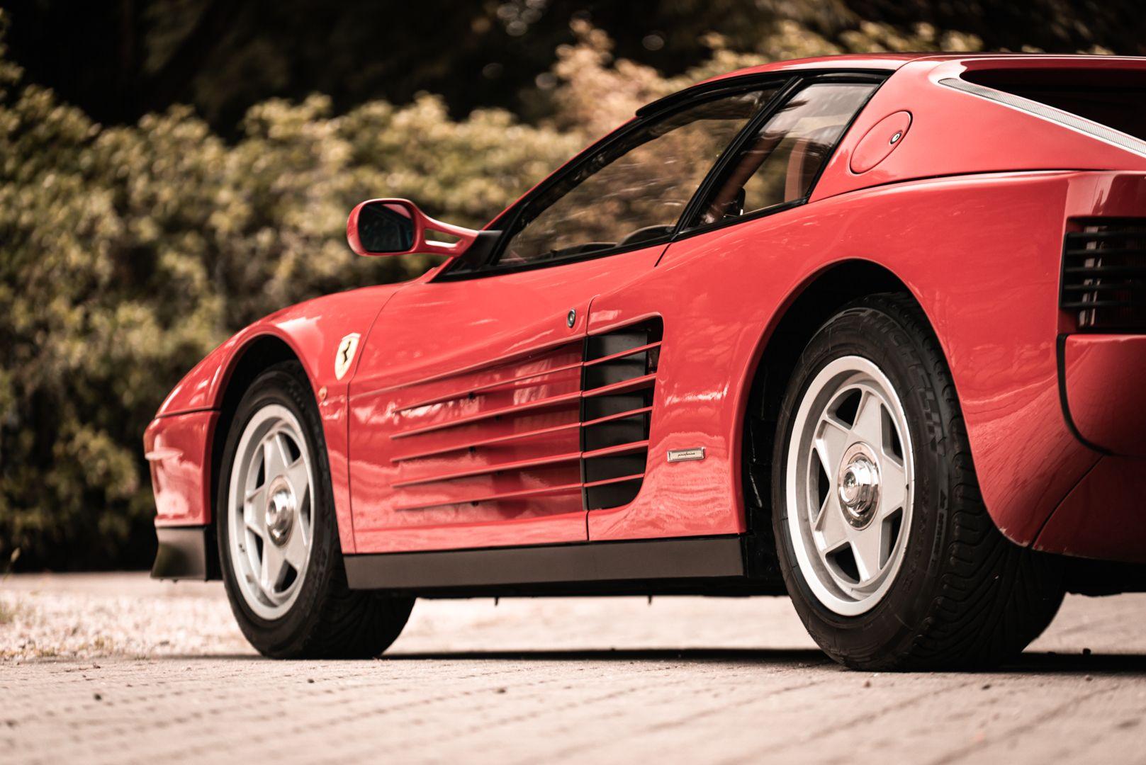 "1987 Ferrari Testarossa ""Monodado Bispecchio"" 76914"