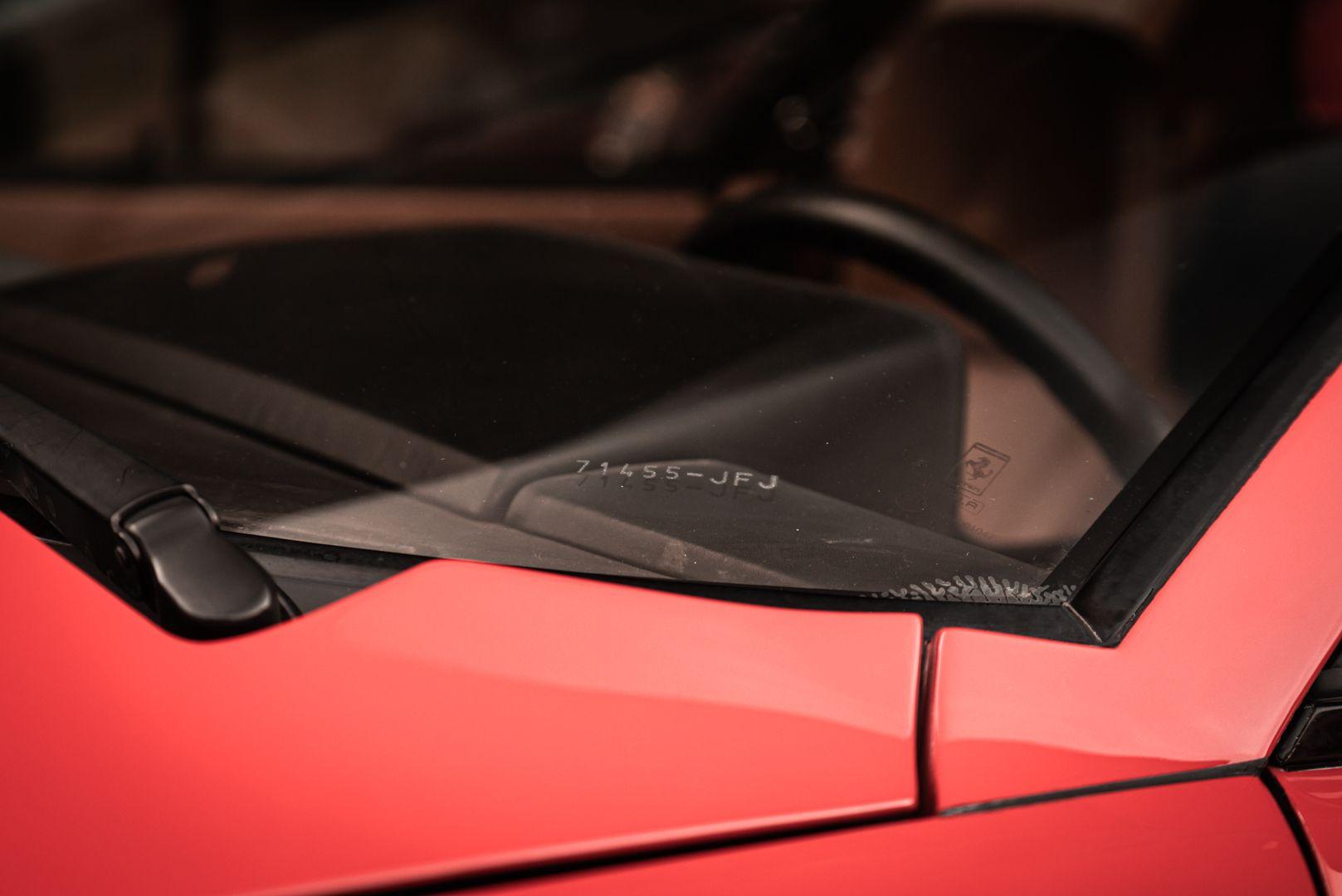 "1987 Ferrari Testarossa ""Monodado Bispecchio"" 76931"