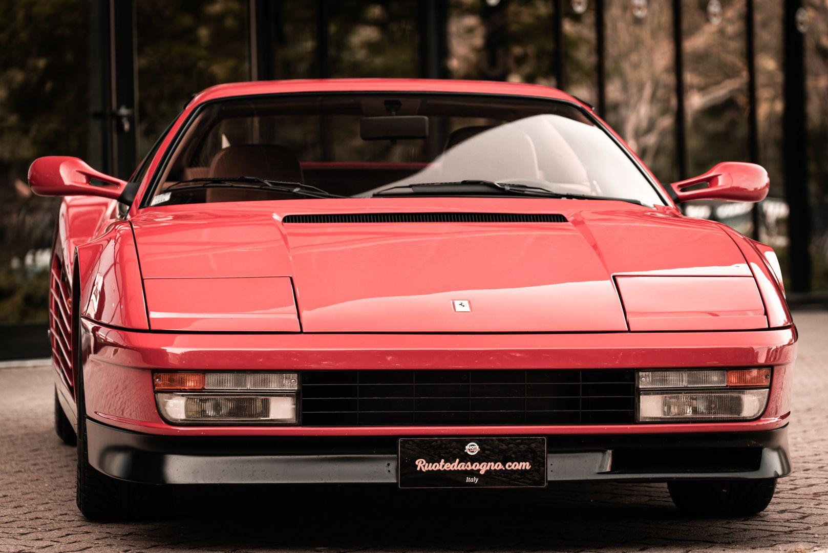 "1987 Ferrari Testarossa ""Monodado Bispecchio"" 76902"