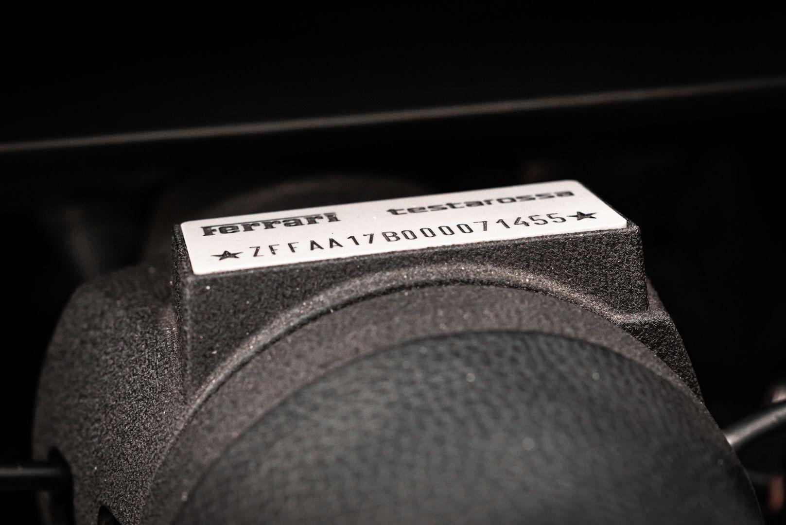 "1987 Ferrari Testarossa ""Monodado Bispecchio"" 76963"