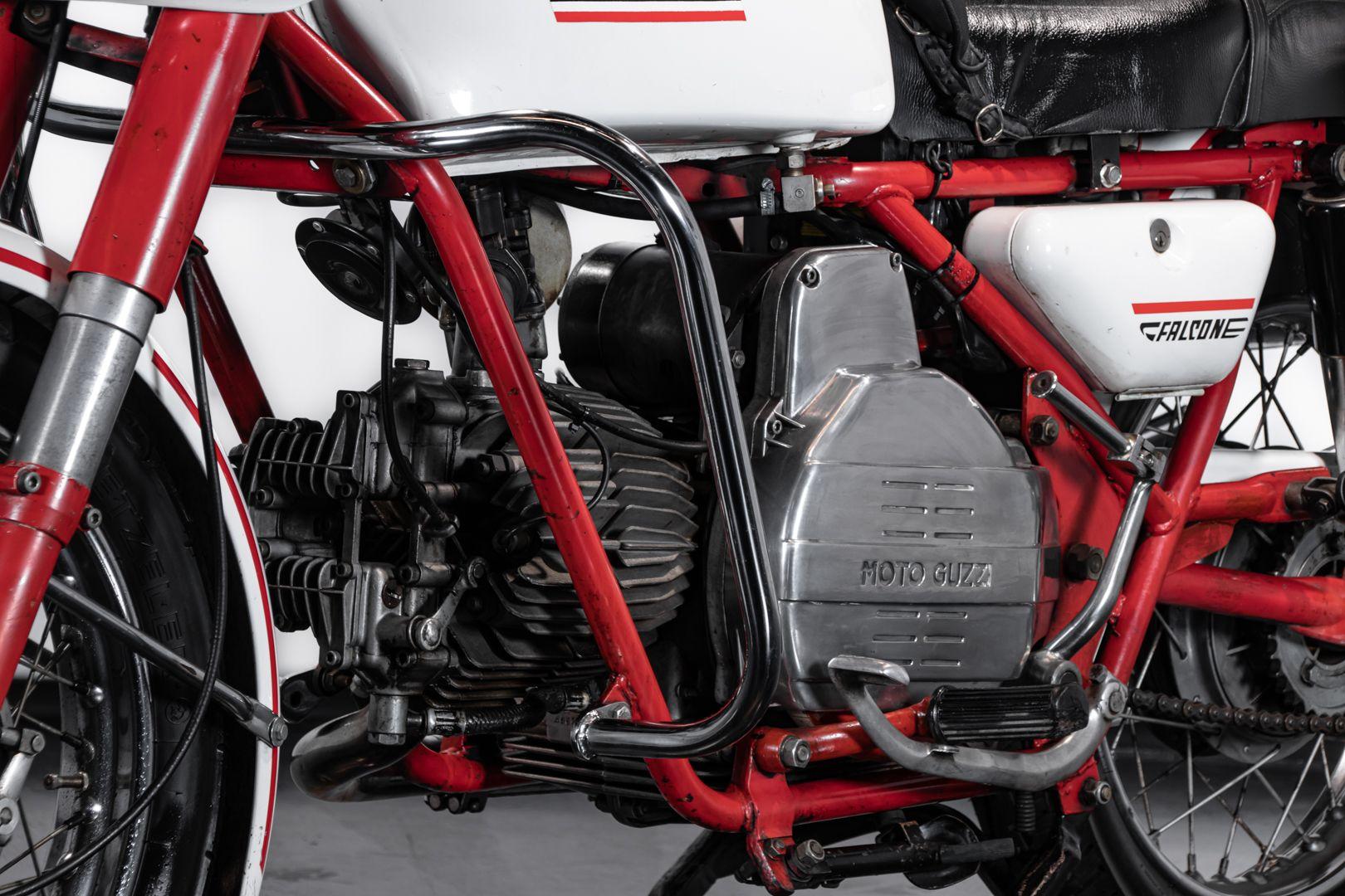 1972 Moto Guzzi Falcone 78946
