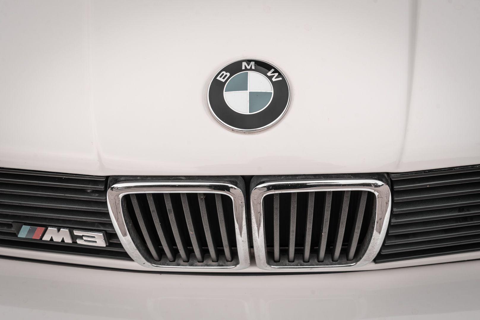 1987 BMW M3 E30 77875