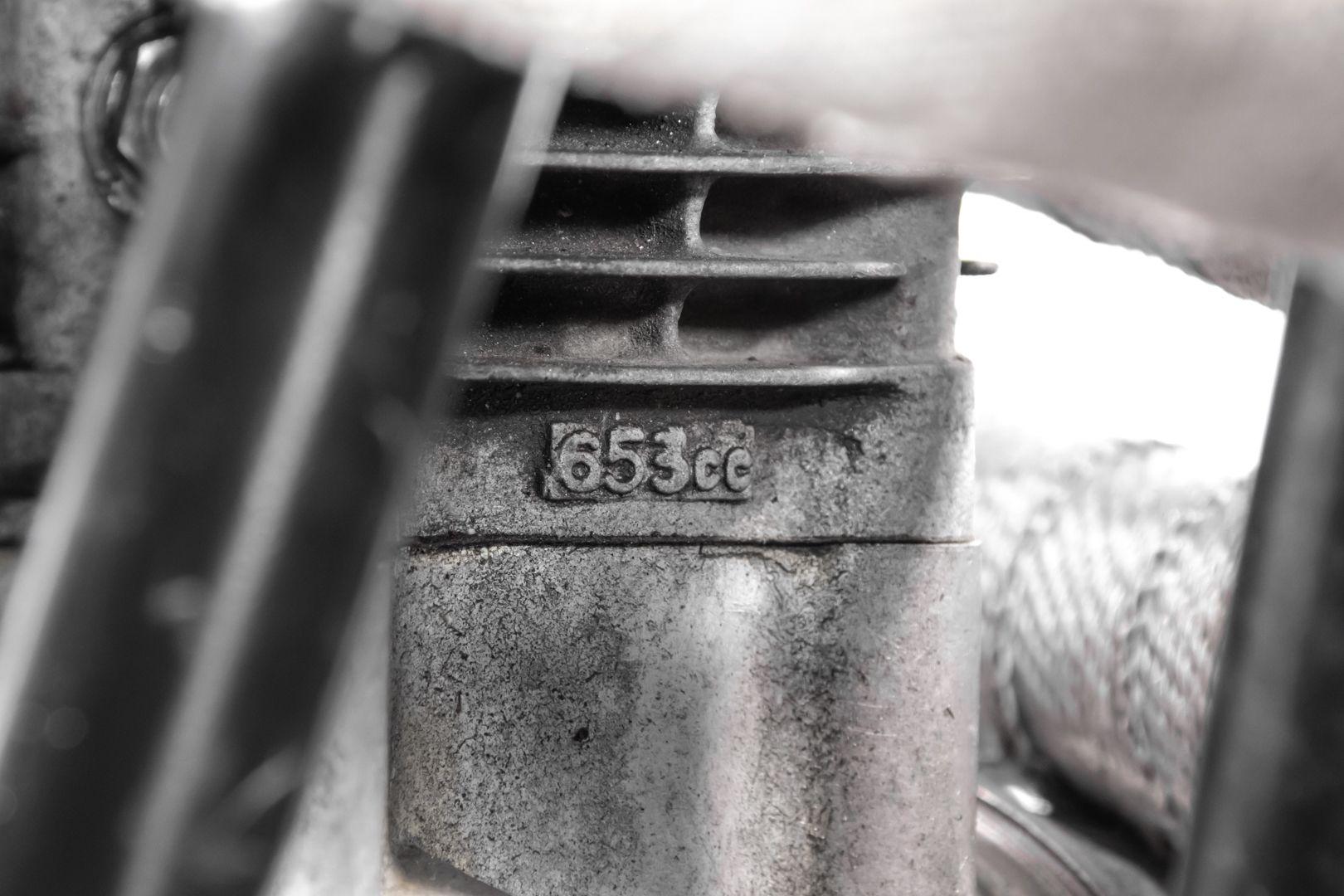 1971 Yamaha 650 XSI 79734