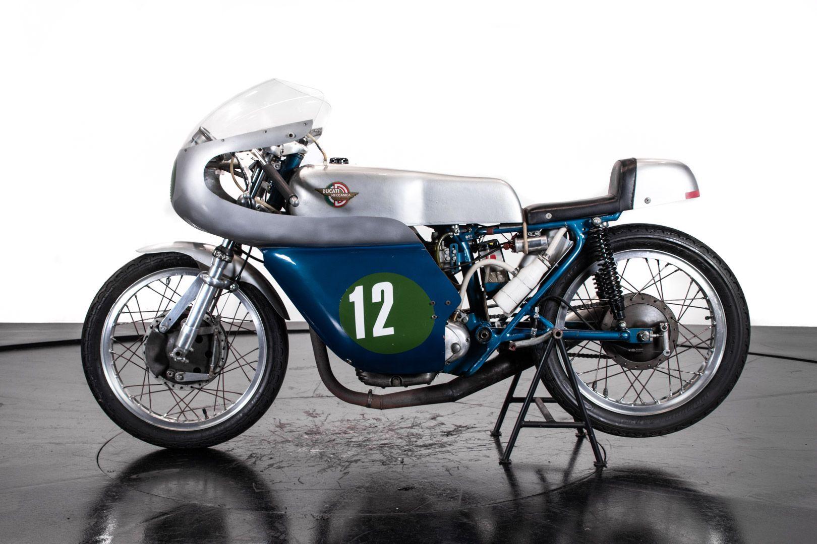 1960 Ducati Mach 1 Corsa NCR 82189