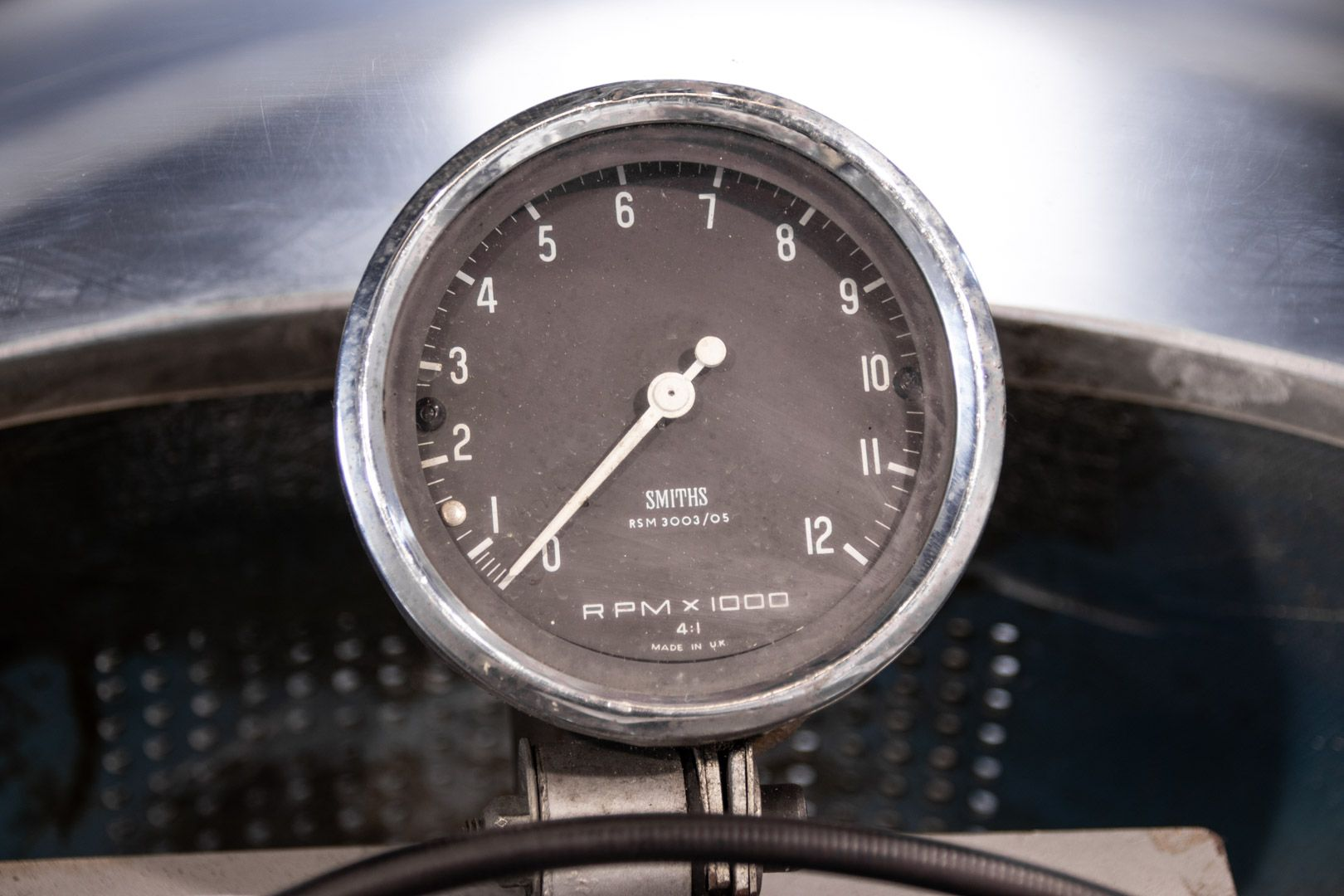 1960 Ducati Mach 1 Corsa NCR 82210