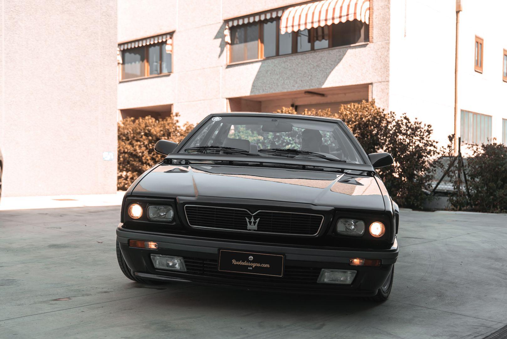 1989 MASERATI BITURBO 2.24V 82003