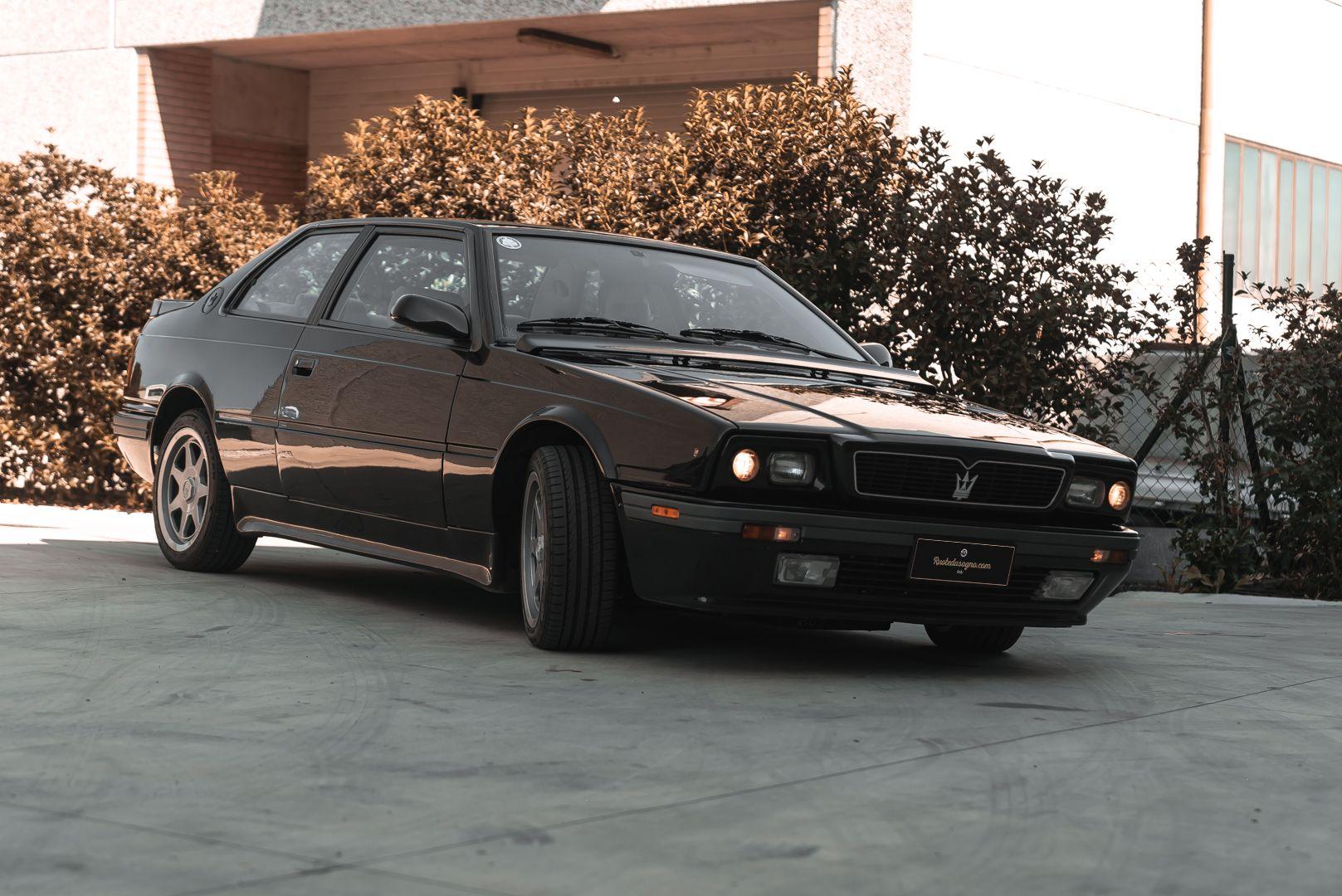 1989 MASERATI BITURBO 2.24V 82006
