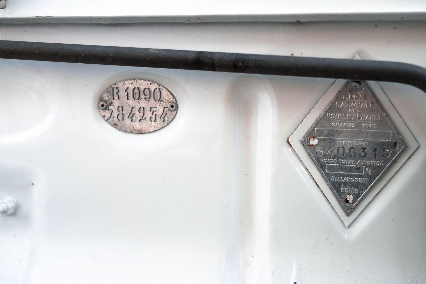 1959 Renault Dauphine Gordini 69831