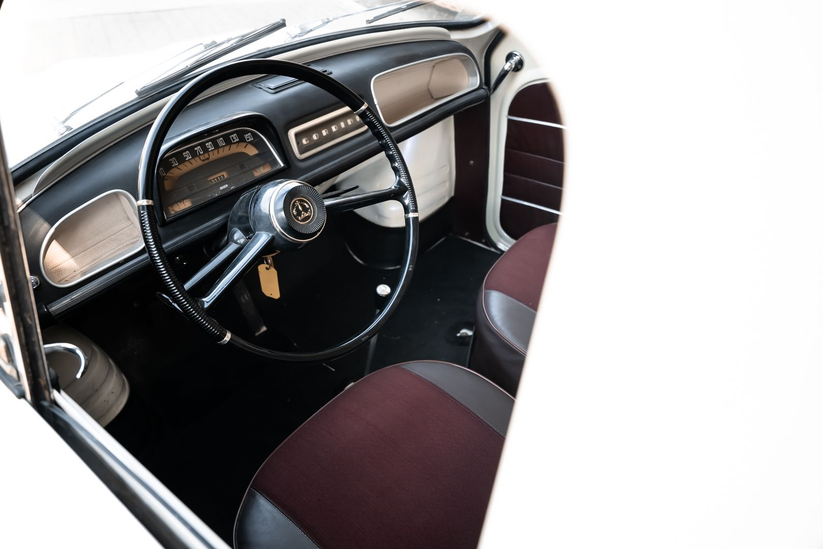 1959 Renault Dauphine Gordini 69835