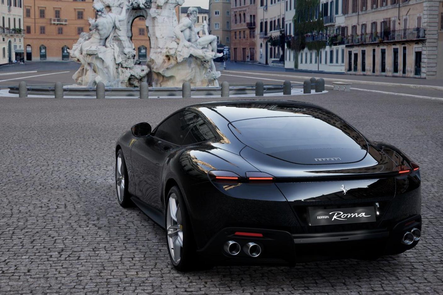 2021 Ferrari Roma 67031