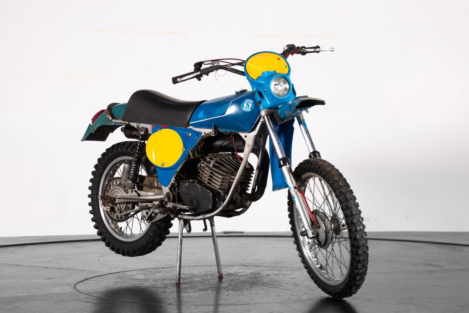 1978 SACHS 125 GS SEVEN  49812