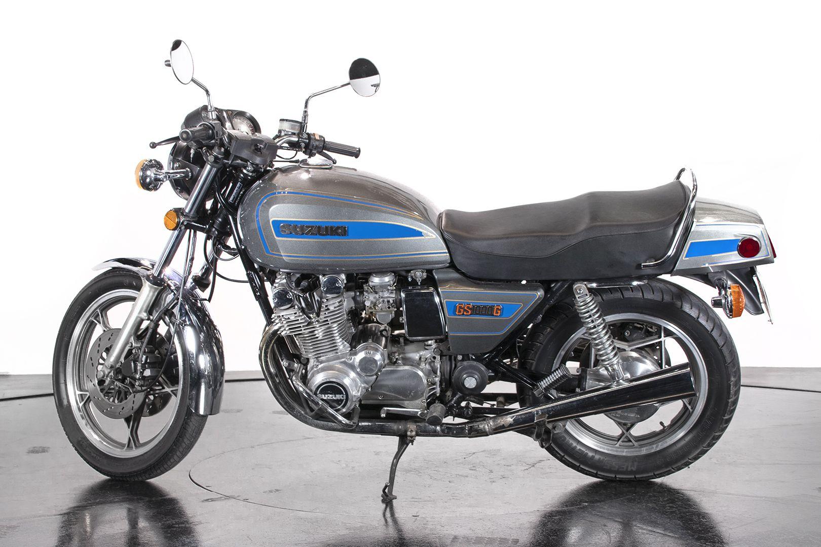 1980 Suzuki GS 1000 60292