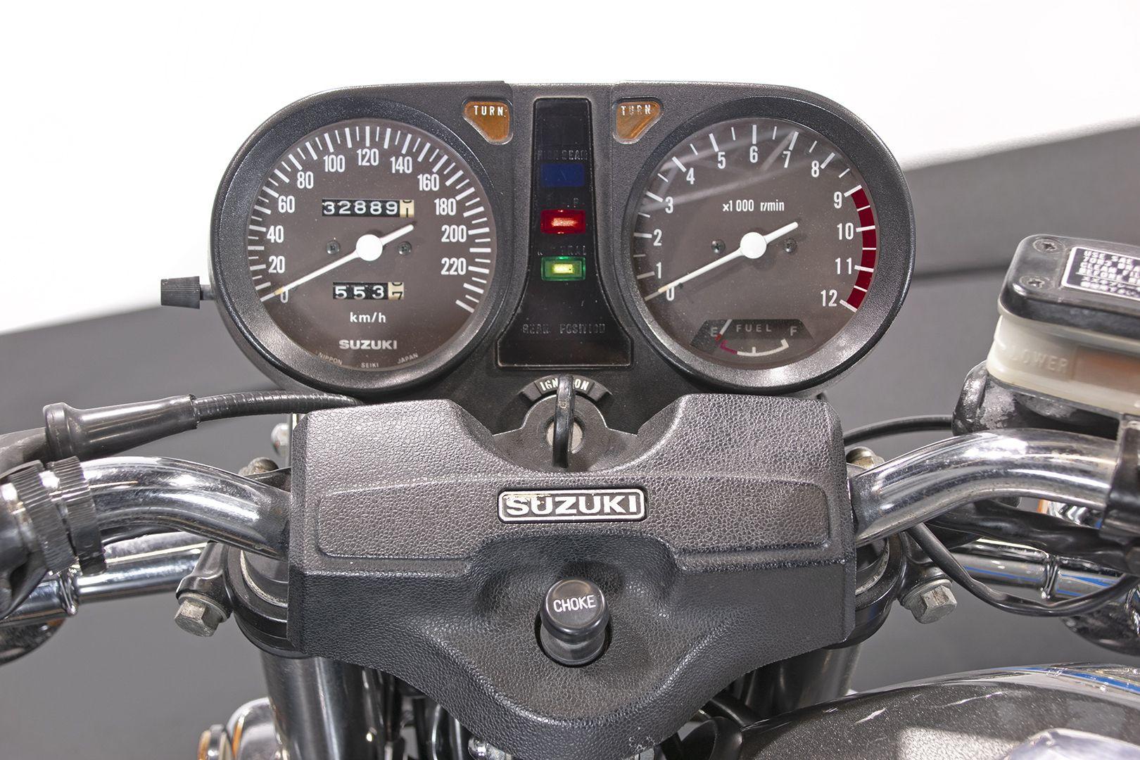 1980 Suzuki GS 1000 60303