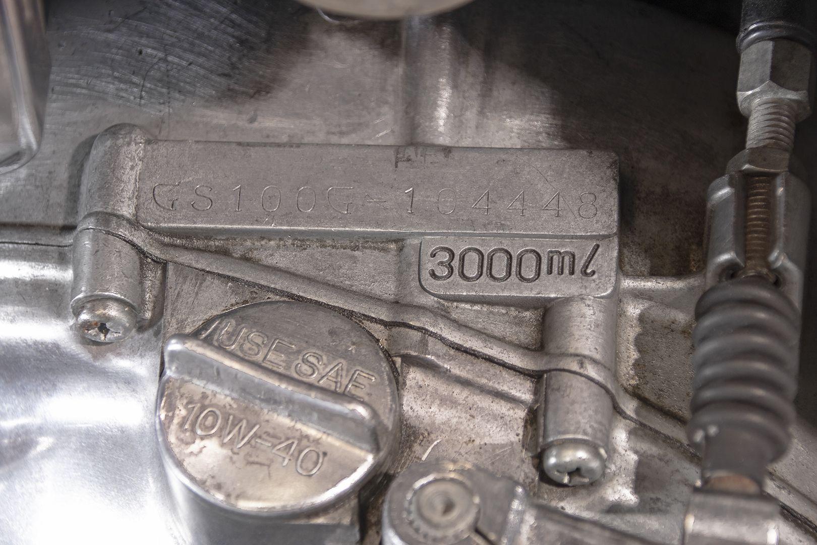 1980 Suzuki GS 1000 60307