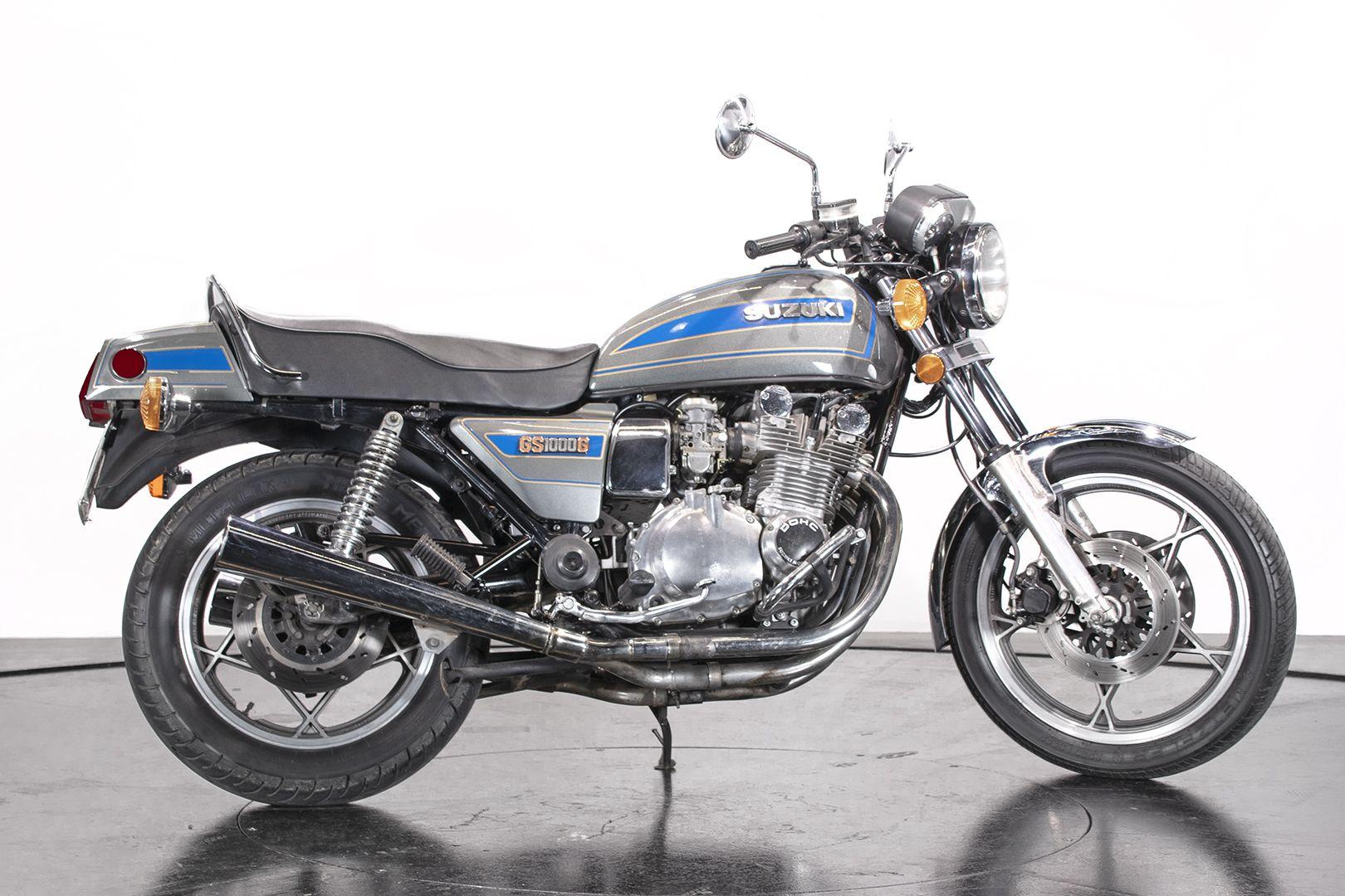 1980 Suzuki GS 1000 60290