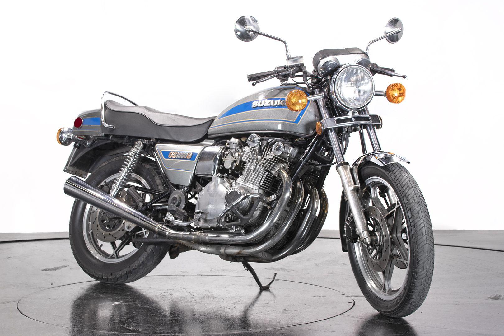 1980 Suzuki GS 1000 60293