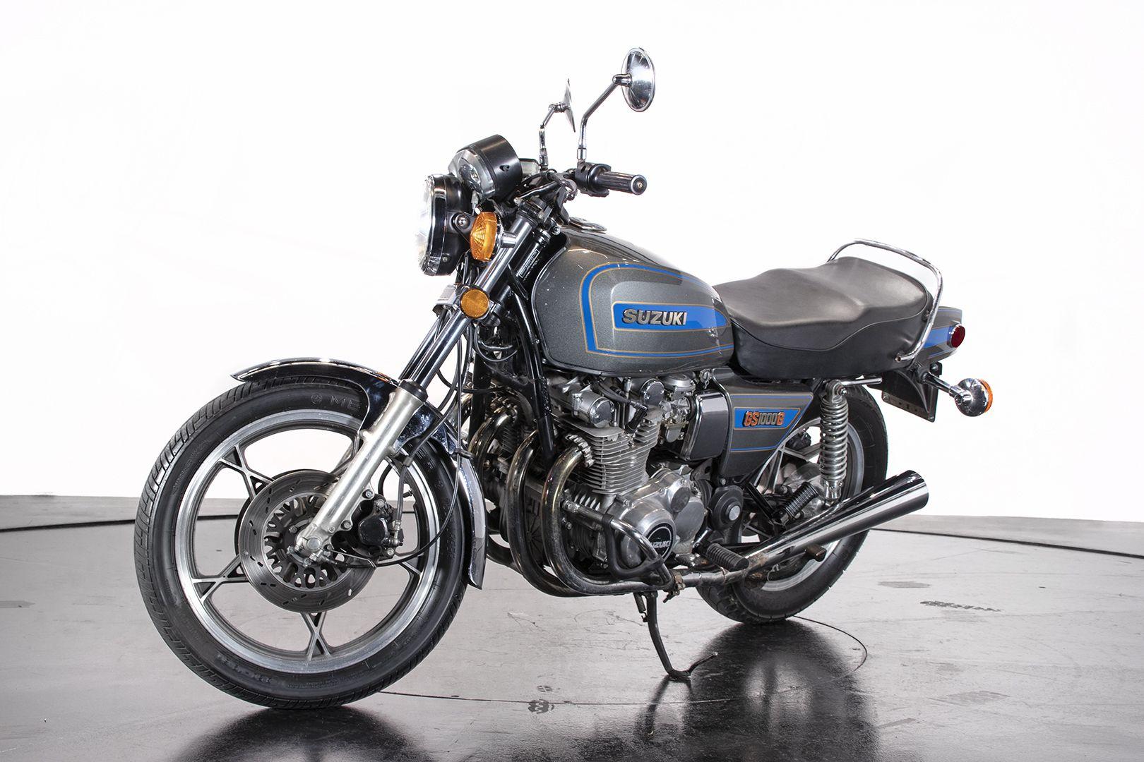 1980 Suzuki GS 1000 60295